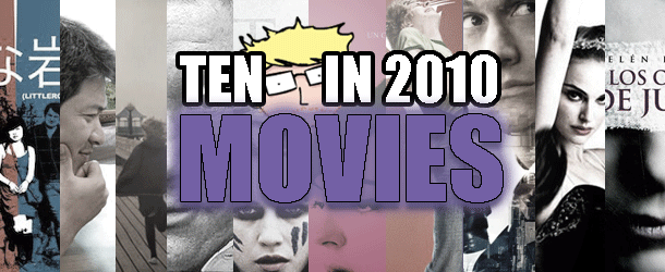Ten Things In 2010: Movies